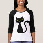 Black Cat Halloween T-shirts