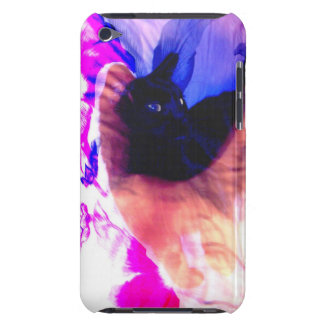 Black Cat in the Shadows Case-Mate iPod Touch Case