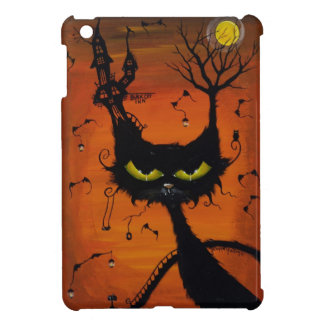 Black Cat Inn Cover For The iPad Mini