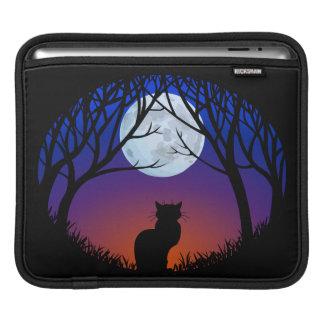 Black Cat iPad Sleeve Cat Lover iPad Sleeve Case