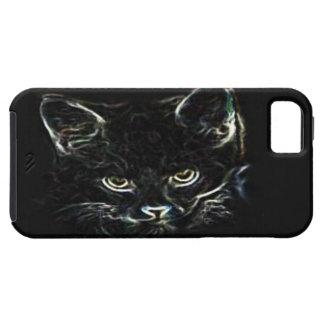 Black Cat iPhone5 vibe case iPhone 5 Cases