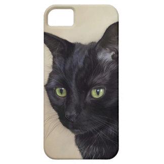 Black Cat iPhone SE/5/5s Case