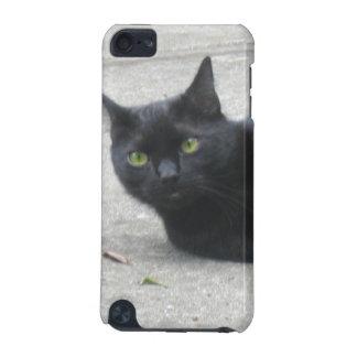 Black  Cat iPod Touch 5G Case