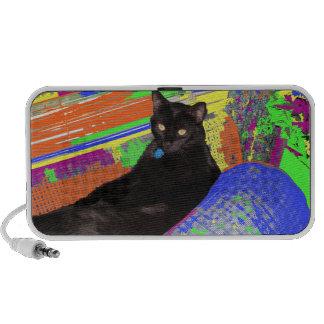 Black Cat Longing Speaker