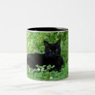 Black Cat Mug Coffee Mug