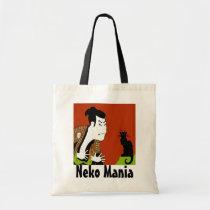 Black Cat Neko Mania bags