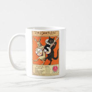 Black Cat No. 2 Mug