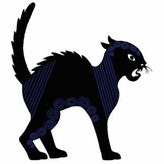 Black Cat - Ornament Sculpture