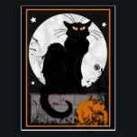 "&#39;Black Cat&#39; Postcard<br><div class=""desc"">Throw some cool text on it and take it home!</div>"