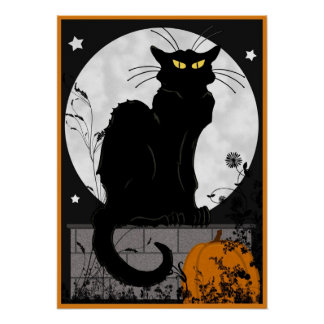 'Black Cat' Poster