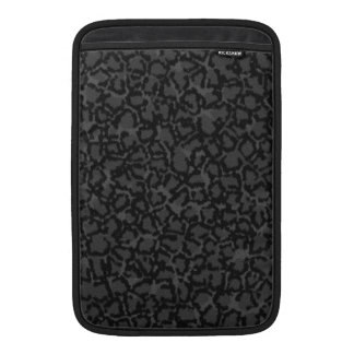 Black Cat Print Sleeve For MacBook Air
