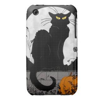 Black Cat Samsung Galaxy Case-Mate Case iPhone 3 Case-Mate Case