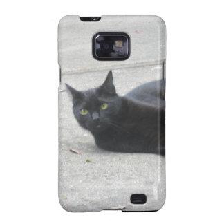 Black  Cat Samsung Galaxy Cover
