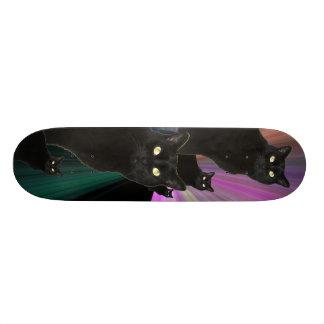 Black Cat Skateboard