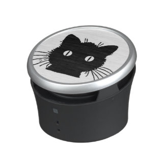 Black Cat Speaker