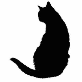 Black Cat Statuette