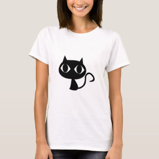 Black Cat T-Shirt