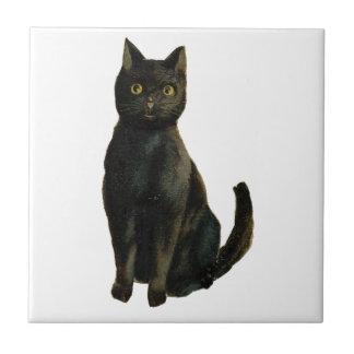 Black Cat Tiles