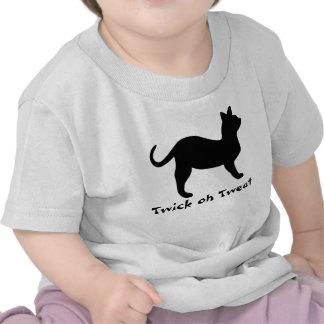 Black Cat T Shirt