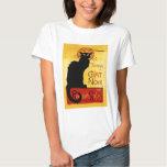 Black Cat Vintage Tournée du Chat Noir, Theophile T-Shirt