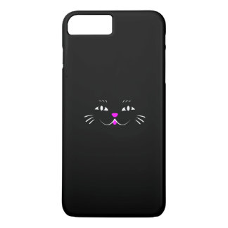 Black Cat Watching You iPhone 8 Plus/7 Plus Case