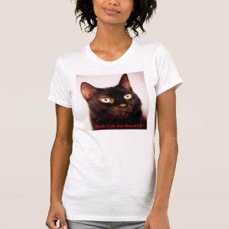 Black Cats Are Beautiful T-Shirt
