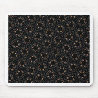 Black cats mouse pad