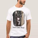 Black Cats Rule! T-Shirt