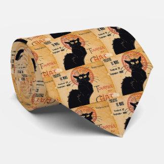 Black Cats Tie