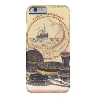 Black Caviar Barely There iPhone 6 Case