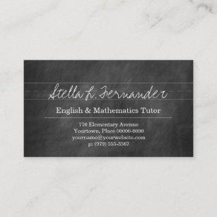 School board business cards zazzle