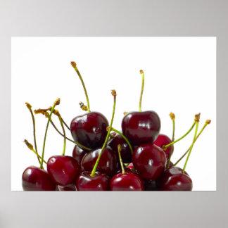 Black Cherries Poster