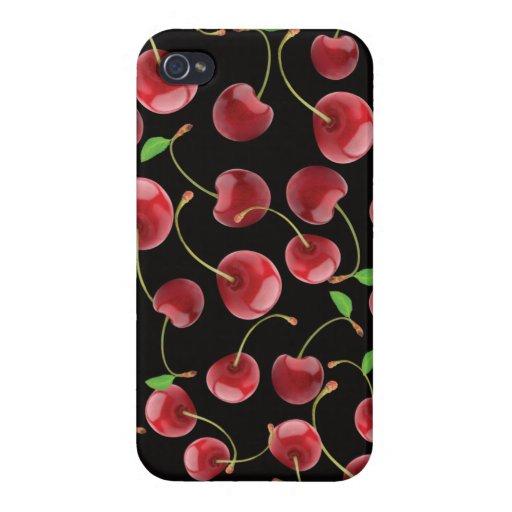 Black Cherry-iPhone Case