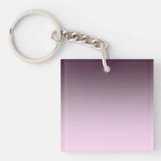 Black Cherry Ombre Keychain
