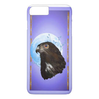 Black-chested snake eagle iPhone 8 plus/7 plus case