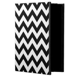 Black Chevron pattern iPad Air 2 case Powis iPad Air 2 Case
