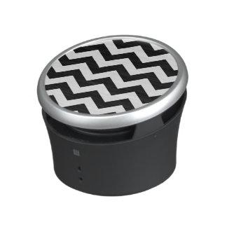 Black Chevron Speaker