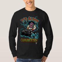 Black Chevy Camaro SS Long Sleeve T-Shirt