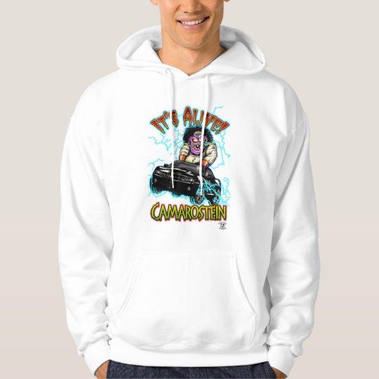 Black Chevy SS Camaro Hoodie