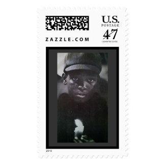 Black Child Postage