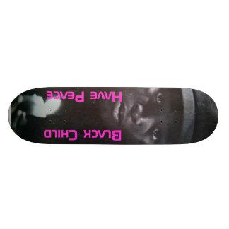 Black Child Skateboard Deck