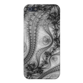 Black Chilled Lace iPhone 5 Cases