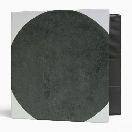 Black Circle, c.1923 Binder
