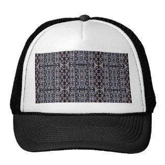 Black Circuits 11 Mesh Hat
