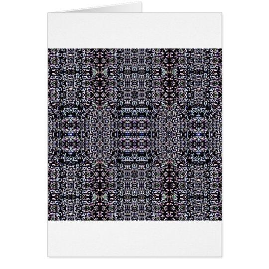 Black Circuits 12 Card