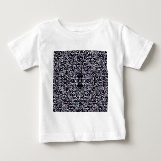 Black Circuits 1 Baby T-Shirt