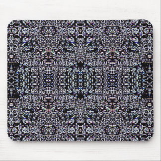 Black Circuits 4 Mouse Pads