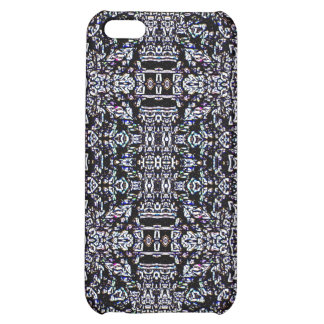 Black Circuits 5 Case For iPhone 5C