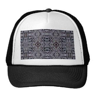 Black Circuits 6 Hats