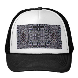 Black Circuits 9 Hats